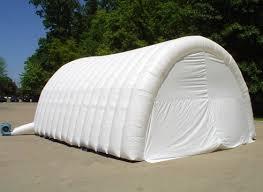 Inflatable Mobile Garage