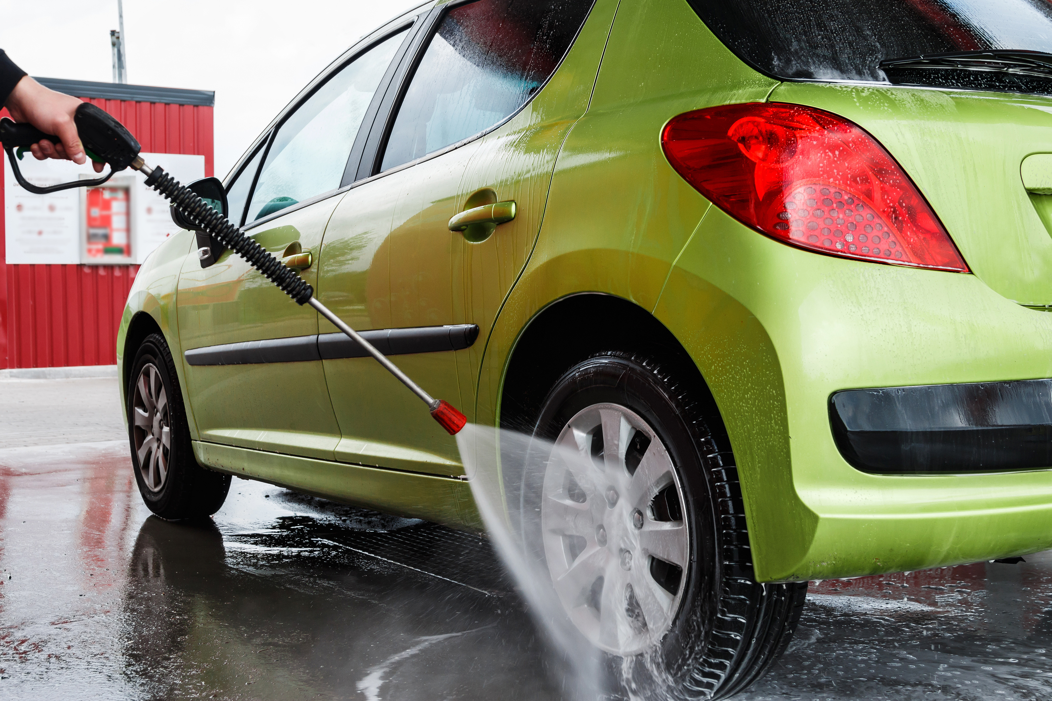 Washing Your Car At Home Tips Auto Detail Guide